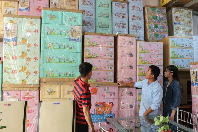 Nội thất Việt chiếm ưu thế trong cuộc đua phục vụ người tiêu dùng Tết 2020